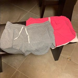 Old Navy two pairs of shorts bundle